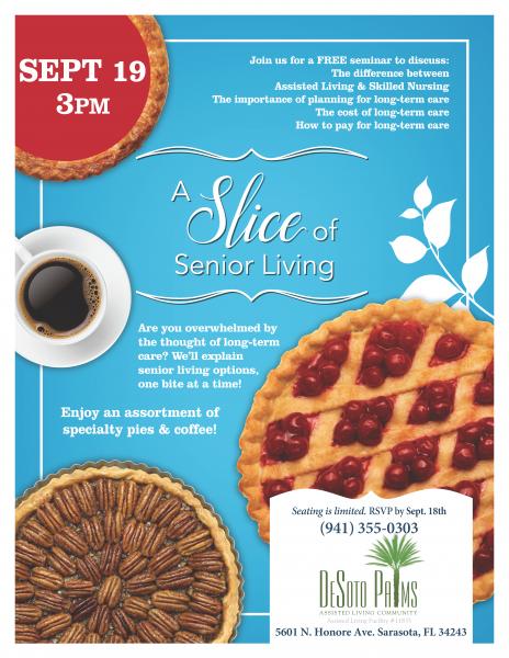 slice of senior living flyer